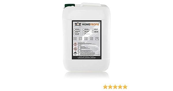 Kiesboden 12kg Versiegelung Porenversiegelung Epoxidharz transparent Steinboden Kieselboden Home Profis/® HPPF-3000 Steinteppich Porenf/üller