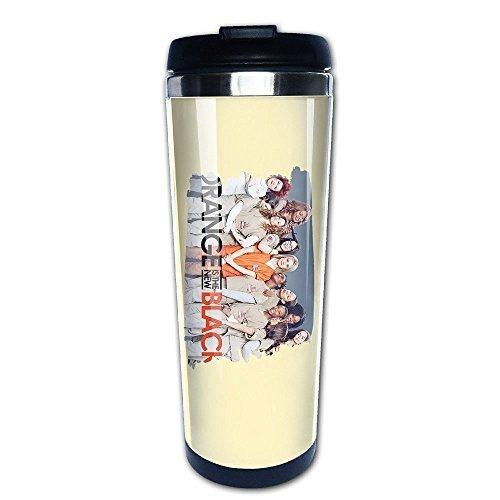 GPOPA Orange Is The New Black TV Coffee Mugs/Travel Mugs by GPOPA