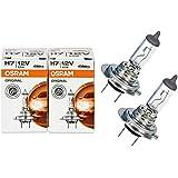 OSRAM H7 Longlife HIGH TECH 12v 55w PX26D 64210l 2 piezas Lámparas Bombillas Coche Bombillas