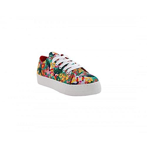 Benavente, Sneaker donna Verde