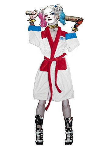 Suicide Squad Harley Quinn - Daddy's Little Monster Bademantel multicolour one size