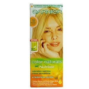 Garnier - Garnier Coloration Color Naturals 10 Blond Clair Cendré