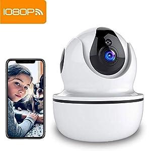 camaras de videovigilancia ip: Camara Vigilancia Supereye 1080P Cámara IP, Cámaras de Vigilancia WiFi Interior ...