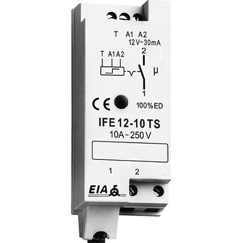 Eltako IFE12-10TS - Interruttori a controllo elettronico remoto con relè monostabili