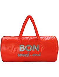Caroline Lisfranc - Sac bon week end - Orange Flashy