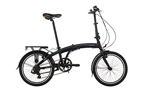 Ortler London - Vélo pliant - noir 2016 velo pliable