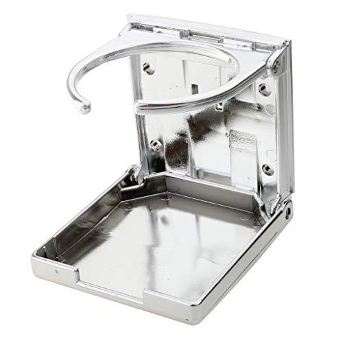 CAOLATOR Support de Voiture en Plastique pour Gobelet//Porte-Gobelet Support Bouteille//Canette 100x85x28mm