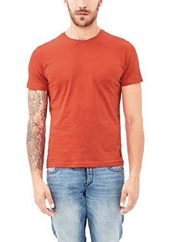 Xx Large Red T-shirt (s.Oliver Herren T-Shirt 13709322496, Rot (Energy Red 3075), XX-Large)