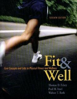 Title: Fit Well Core Concepts and Labs in Physical Fitne