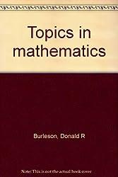Title: Topics in mathematics