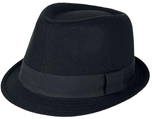 Chapeau Borsalino Chapeau noir L-XL