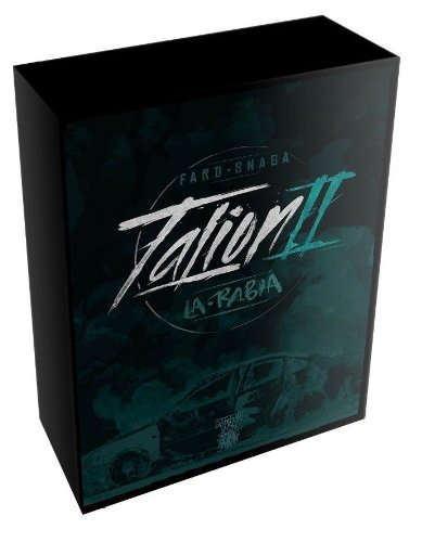 Talion 2 - Ltd. Fan Box Edition (T-Shirt / exklusiv bei Amazon.de) Elite-music Box