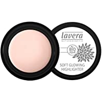 lavera Soft Glowing Highlighter -Shining Pearl 02- vegano - cosméticos naturales 100% certificados - maquillaje - 4 gr