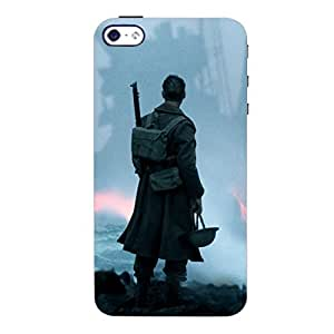 The Stubborne Dunkirk Movie 3D Printed Mobile Cover-Case