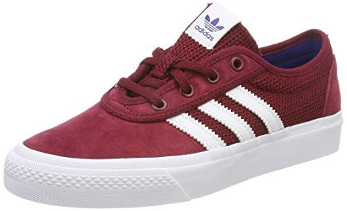 the best attitude a9697 6bad3 adidas Men s Adi-Ease Skateboarding Shoes, Red Cburgu Ftwwht Croyal, ...