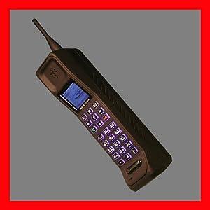 GSM Classic Mobile Retro Vintage 80s Brick Phone Motelona ...