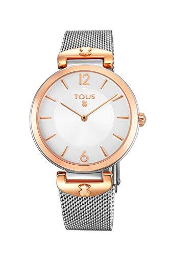 Reloj Tous S-Mesh de acero analógico mujer