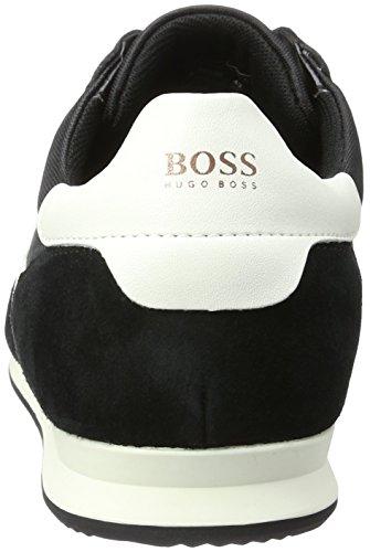 Boss Orange Orland_runn_mxny 10195426 01, Scarpe da Ginnastica Basse Uomo Nero (Black 001)