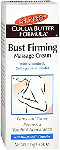 Palmer's Cocoa Butter Formula Bust Firming Massage Cream 4.40 oz (Pack of 11) by Palmer's