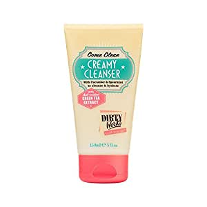 Dirty Works Come Clean Creamy Cleanser, 150ml
