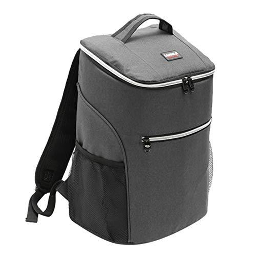 KonJin Lunchtasche Mittagessen Tasche Thermotasche Isoliertasche Picknicktasche für Lebensmitteltransport Arbeit Picknick