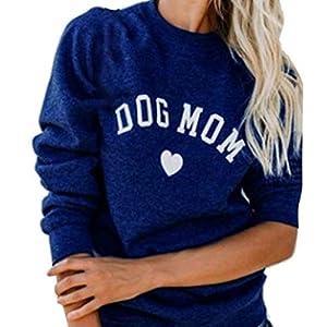 Oasics2019 Mode Damen große Größe Shirt Brief Druck Mode langärmeliges Hemd Jacke Nähte Sweatshirt S-5XL