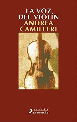 La voz del violín (Narrativa (Montalbano - Libro 4))