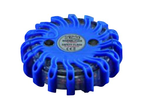 Preisvergleich Produktbild Warnblitzer Warnblinker Gloria Mit Magnet - mit 16 ultrahellen LED s in GELB