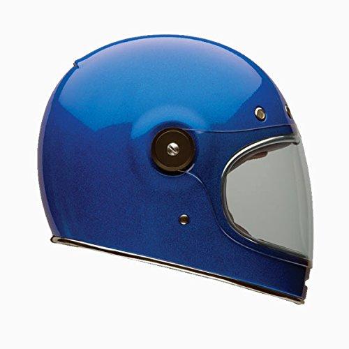 Bell Motorradhelme Street 2015 Bullitt Adult Helm, Blau Flake, Medium
