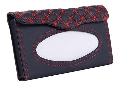 PDHU Auto Sonnenblende Tissue Serviette Clip Papier Box Halterung Auto Zubehör