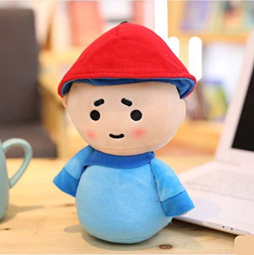 WODE Plüschtier Alte Chinesische Gericht Serie Cartoon Eunuch Plüschtier Mädchen Ragdoll Geburtstagsgeschenk Aufklärung Spielzeug 25 cm
