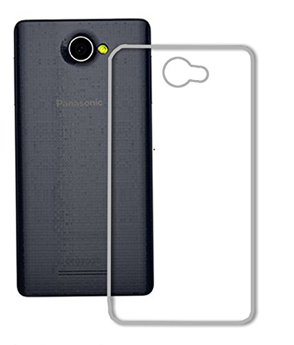 Exclusive Soft Transparent Back Case Cover For Panasonic P55