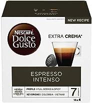 Nescafé Dolce Gusto Espresso Intenso, Confezione da 16 Capsule