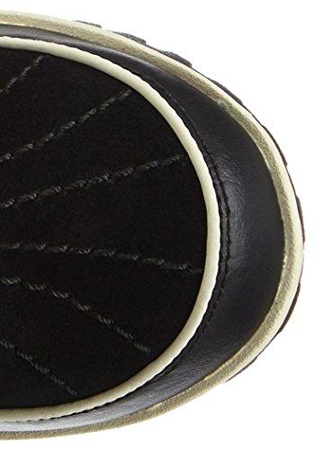 Sorel Tivoli High II, Stivali a gamba alta Donna Nero (Black 010Black 010)