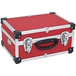 Varo PRM10106R Maleta Aluminio 230 X 320 X 155Mm Roja