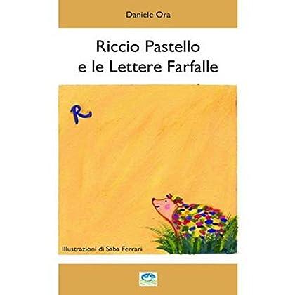 Riccio Pastello E Le Lettere Farfalla