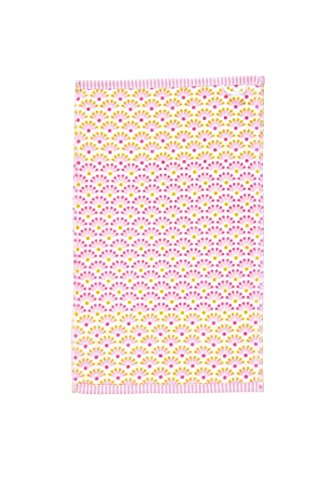 PiP Studio Pip 30x50cm Gästetuch Blooming Tails star white pink