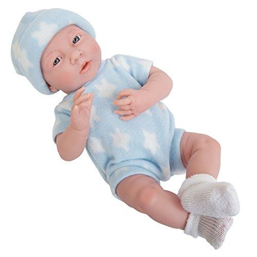 Puppe von Berenguer La Newborn Babypuppe Neugeborener Junge ca. 38 cm Nr. 18052 (Berenguer Junge Puppe)