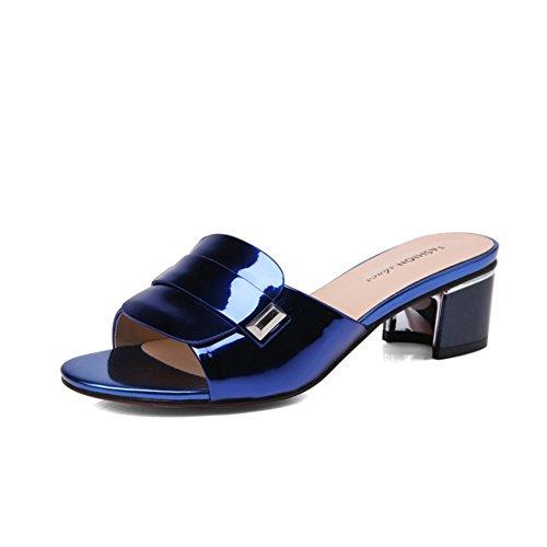 Rough mit sommer-mode-pantoffeln/Fisch mund wort zog sandalen A
