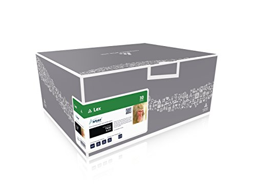 Astar AS10630 Toner kompatibel zu LEXMARK T630 12A7462, 21000 Seiten, schwarz