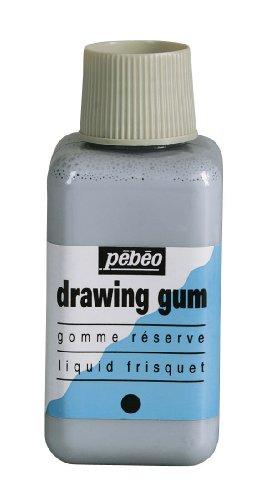 Pebeo 372000 Drawing Gum 250 ml