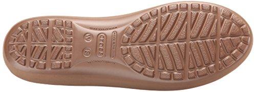 Crocs - - Mammoth plat Femmes Bronze/Silver