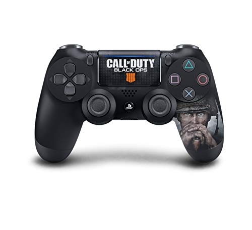 PS4 DualShock Wireless Controller Pro Konsole PlayStation4 Controller mit weichem Griff und Exklusiver individueller Version Skin (PS4-Call of Duty) - Call Duty Ps4 Of Bundle, Konsole