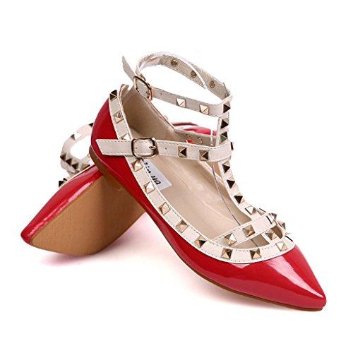 fereshte , sandales femme - 03 Red