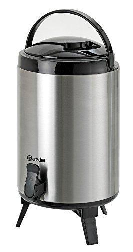 Bartscher Iso-Dispenser / Saftspender / Glühweinspender | 9 Liter