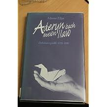 Aderyn Bach Mewn Llaw: Detholiad o Gerddi, 1976-1990