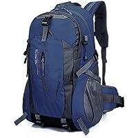 Sannysis mochilas hombre deportivas 40L, impermeable el equipaje de viaje