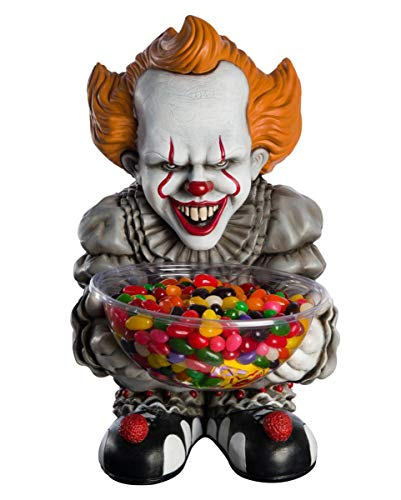 Horror-Shop Original ES 2017 Pennywise Süßigkeiten Halter als IT Movie Merch