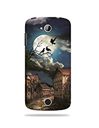 Printed Cover For Acer Liquid Z530 / Acer Liquid Z530 Printed Back Cover / Acer Liquid Z530 Mobile Cover by allluna