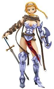 Queens Blade Leina DXColor Version PVC Figur